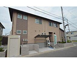 埼玉県八潮市大瀬5丁目の賃貸アパートの外観