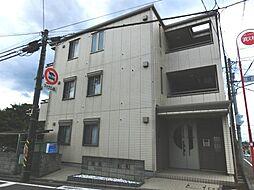 埼玉県さいたま市桜区西掘8丁目の賃貸アパートの外観