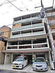 ルクラ京都三条油小路[203号室号室]の外観