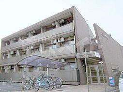 三重県名張市平尾の賃貸マンションの外観