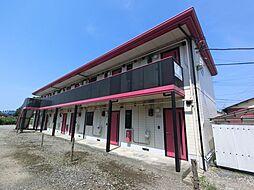 千葉県印西市大森の賃貸アパートの外観