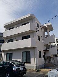 長崎県長崎市清水町の賃貸マンションの外観