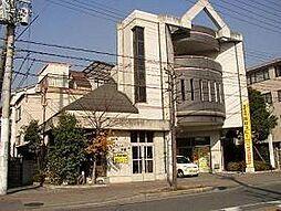 ナヴィール箕面[2階]の外観
