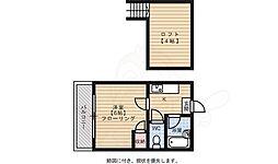 【敷金礼金0円!】ハーベスト荒江2