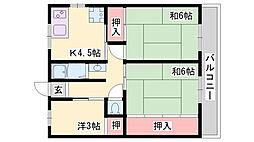 西代駅 6.0万円