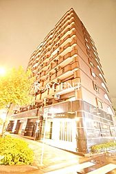 神奈川県横浜市神奈川区東神奈川2丁目の賃貸マンションの外観