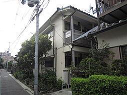 西高井住宅[202号室]の外観