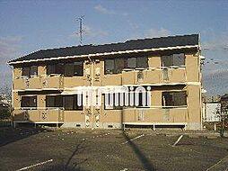CASADE24 A[1階]の外観
