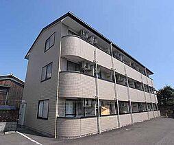 京都府京都市西京区上桂東居町の賃貸マンションの外観