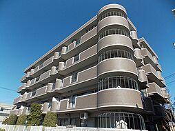 埼玉県富士見市ふじみ野東2丁目の賃貸マンションの外観