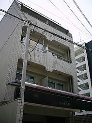 京都府京都市下京区下鱗形町の賃貸マンションの外観