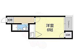 住吉東駅 1.3万円