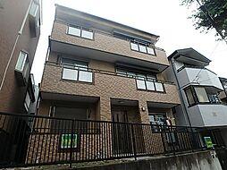 兵庫県神戸市灘区六甲町3丁目の賃貸マンションの外観
