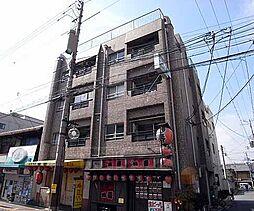 京都府京都市上京区福島町の賃貸マンションの外観