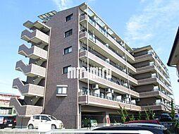 ソレーユ岡崎[5階]の外観
