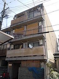 マンション栄光[2階]の外観