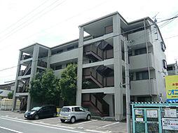 ツインアベニューB棟[4階]の外観