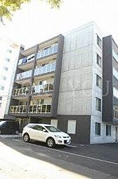 北海道札幌市白石区東札幌六条2丁目の賃貸マンションの外観