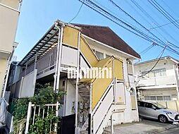 都営浅草線 高輪台駅 徒歩7分の賃貸アパート