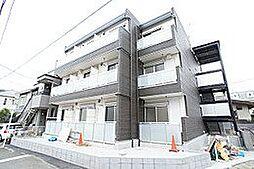 神奈川県平塚市桃浜町の賃貸マンションの外観