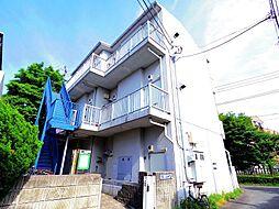 小平MIハイツ[1階]の外観