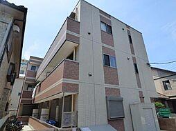 ドエルコート新松戸[1階]の外観