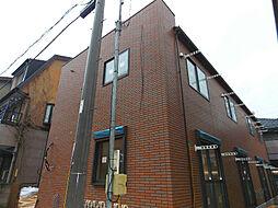 埼玉県さいたま市南区根岸3の賃貸アパートの外観