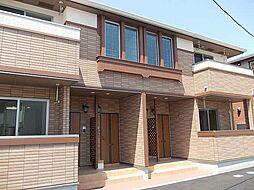 徳島県板野郡藍住町矢上字西の賃貸アパートの外観