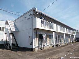 レピュート石川[A101号室]の外観
