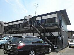 神奈川県横浜市港北区下田町6丁目の賃貸アパートの外観