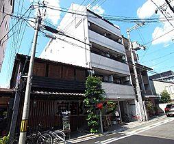 京都府京都市中京区晴明町の賃貸マンションの外観