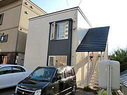 [タウンハウス] 北海道札幌市豊平区月寒東二条1丁目 の賃貸【/】の外観