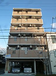 大阪府大阪市東住吉区北田辺6丁目の賃貸マンションの外観