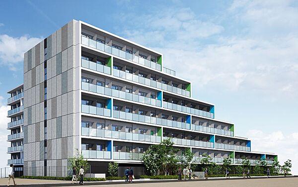 キャンパスヴィレッジ多摩センター 4階の賃貸【東京都 / 多摩市】