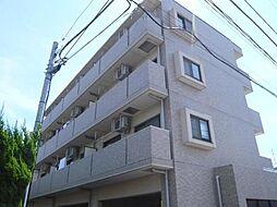 千葉県柏市富里2の賃貸マンションの外観