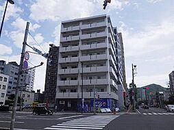 北海道札幌市中央区南一条西24丁目の賃貸マンションの外観