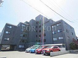 北海道札幌市白石区東札幌五条4丁目の賃貸マンションの外観