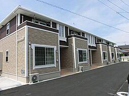 香川県観音寺市坂本町7丁目の賃貸アパートの外観