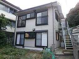 長崎県長崎市稲佐町の賃貸アパートの外観