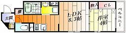 Perfect Life千里丘[2階]の間取り