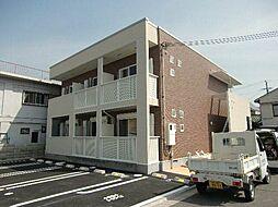 和歌山県和歌山市黒田の賃貸マンションの外観