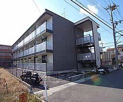 京都府京田辺市草内西垣内の賃貸アパートの外観