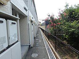 レオパレスKitaichiW[1階]の外観