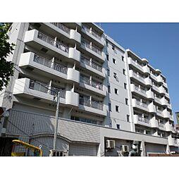 北海道札幌市北区北十二条西3丁目の賃貸マンションの外観