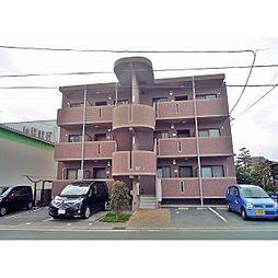 静岡県三島市梅名の賃貸マンションの外観