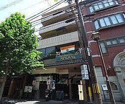 京都府京都市中京区上樵木町の賃貸マンションの外観