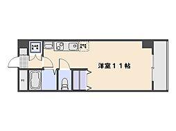 ALBA PASSO(アルバパッソ)[5階]の間取り