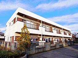 東京都東村山市秋津町1丁目の賃貸マンションの外観