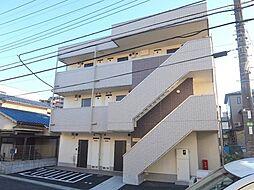 HF松戸[1階]の外観