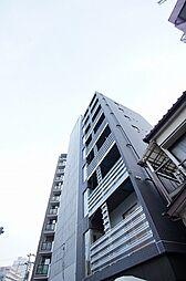 神奈川県川崎市幸区柳町の賃貸マンションの外観